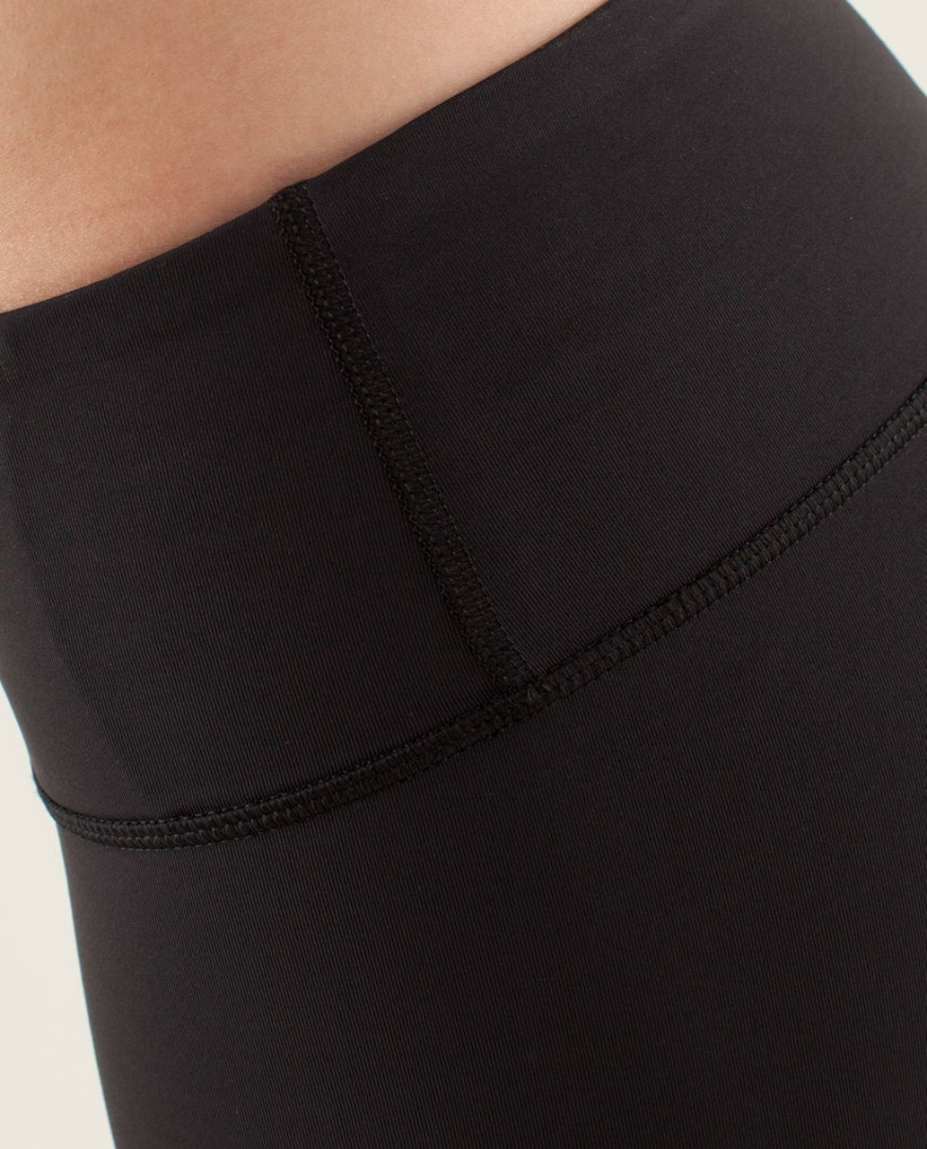 Lululemon Boogie Short *Lux - Black