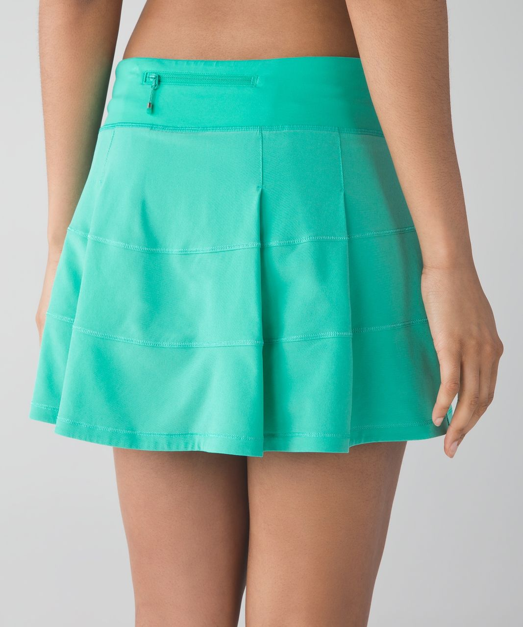 Lululemon Pace Rival Skirt II (Tall) - Bali Breeze