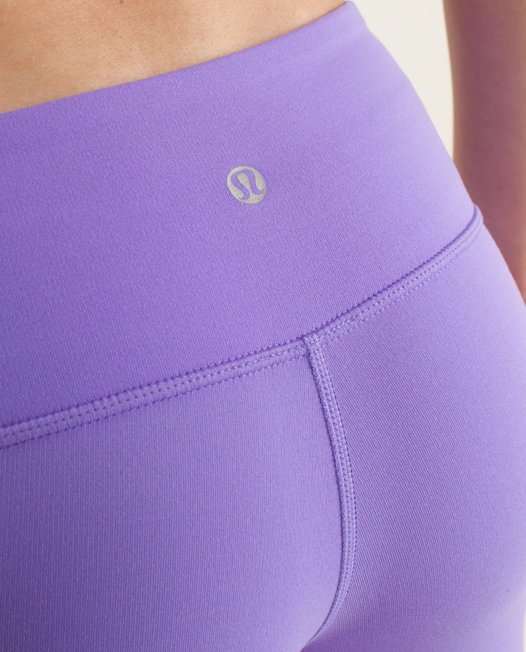Lululemon Wunder Under Pant *Reversible - Power Purple / Aquamarine