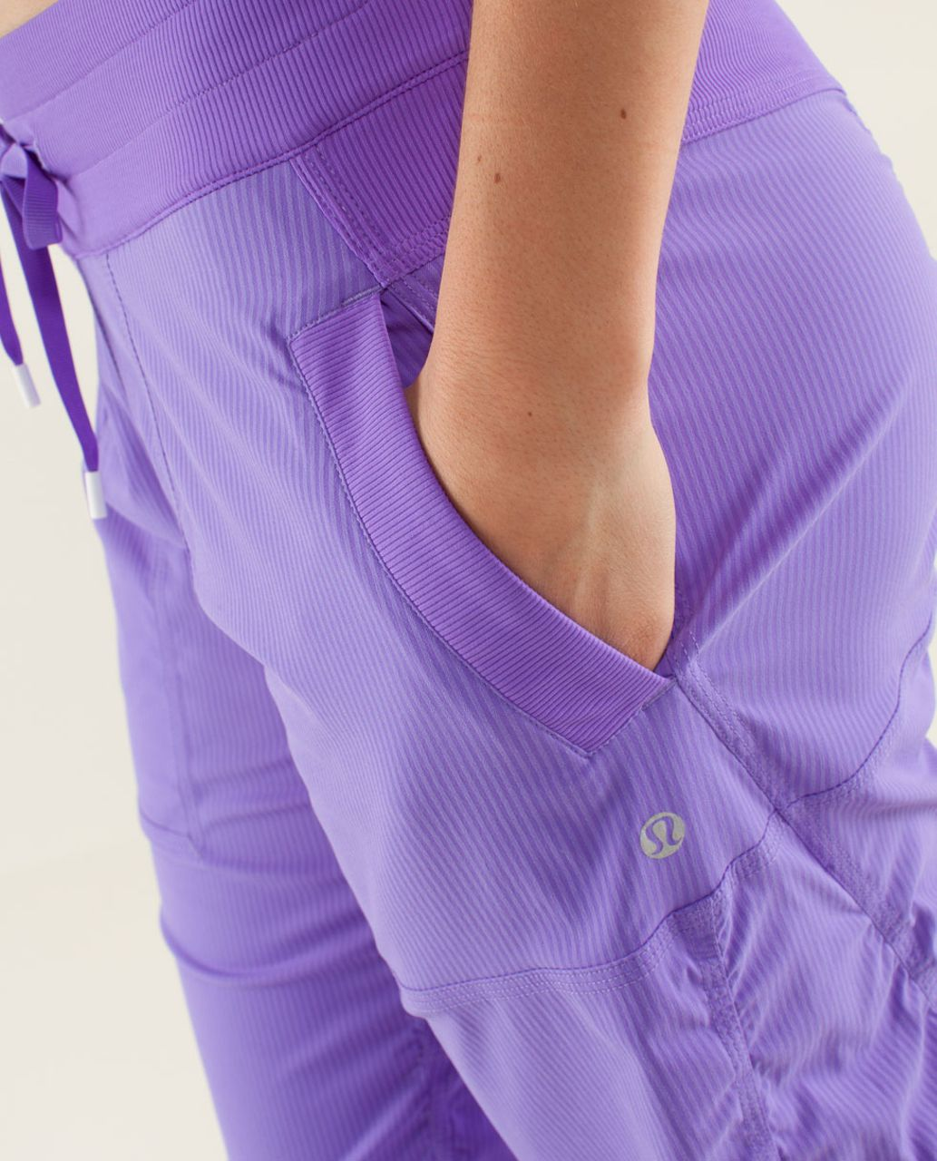 Lululemon Studio Pant II *No Liner - Power Purple