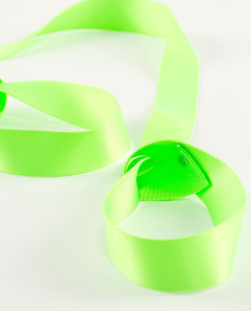Lululemon Loop It Up Mat Strap - Zippy Green