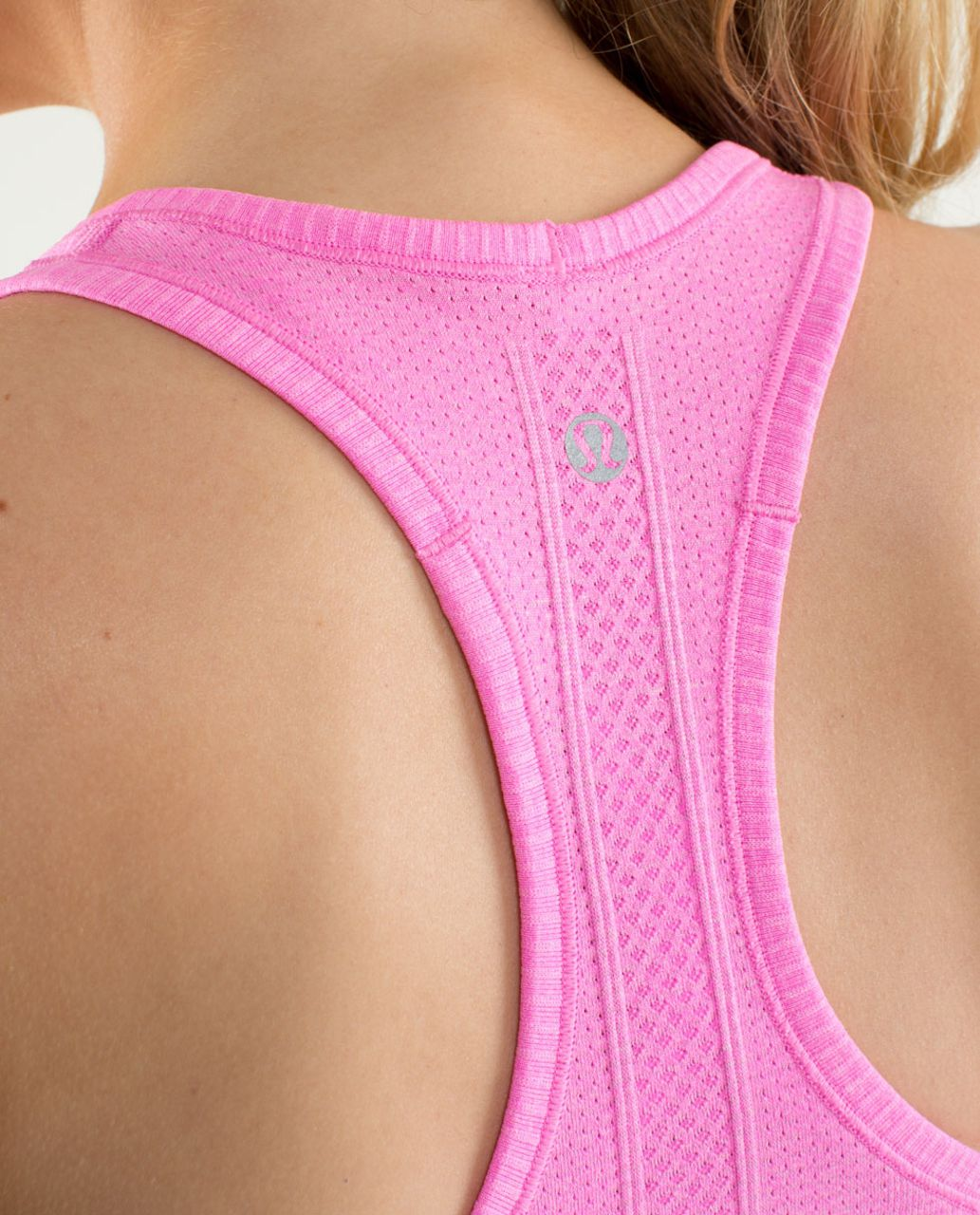Lululemon Run:  Swiftly Tech Racerback - Raspberry Glo Light