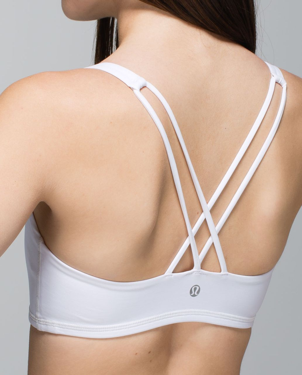 Lululemon Free To Be Bra (Second Release) - White