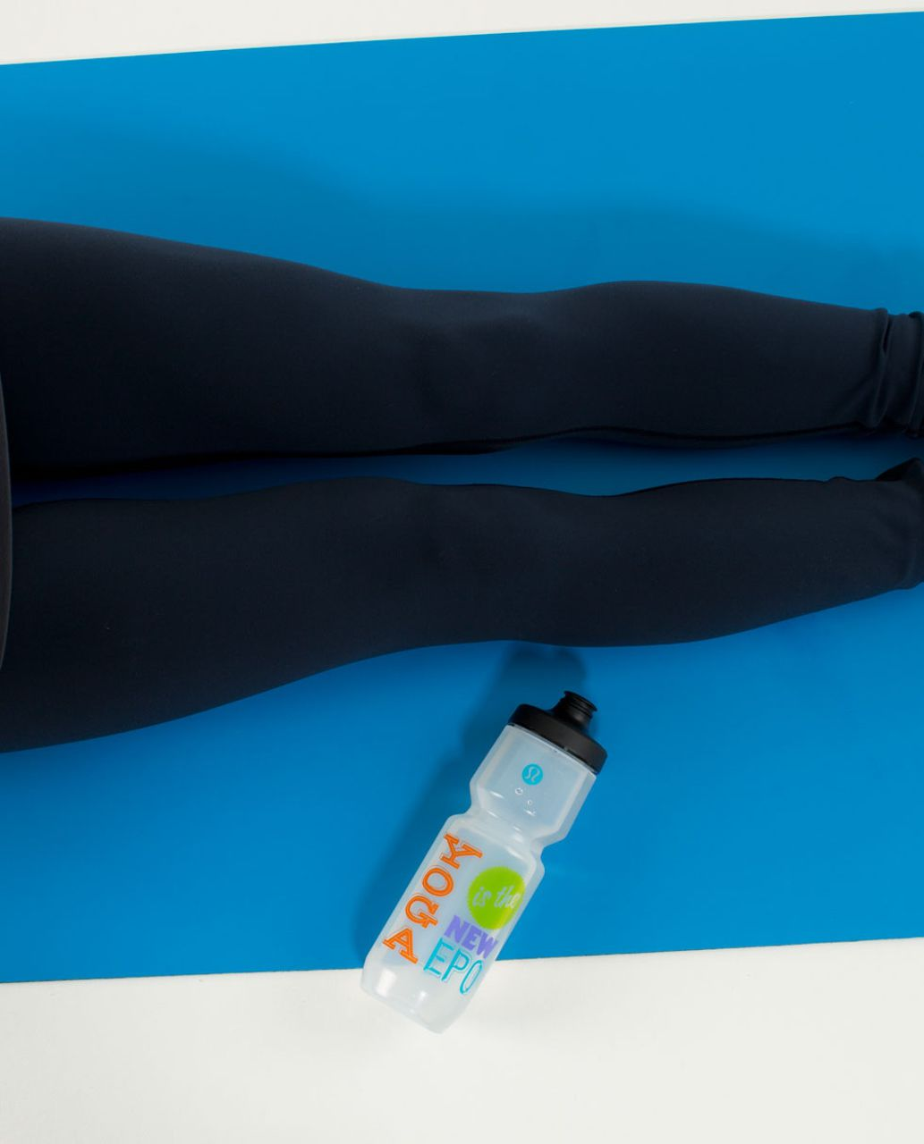 Lululemon Purist Cycling Water Bottle - Yoga Is The New Epo