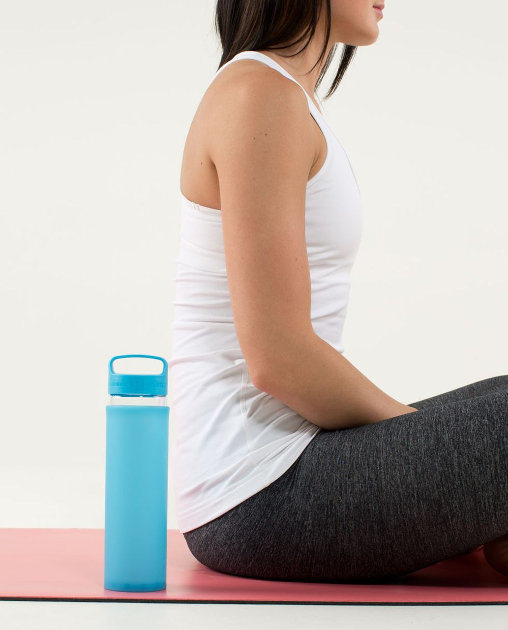 Lululemon Pure Balance Water Bottle - Spry Blue