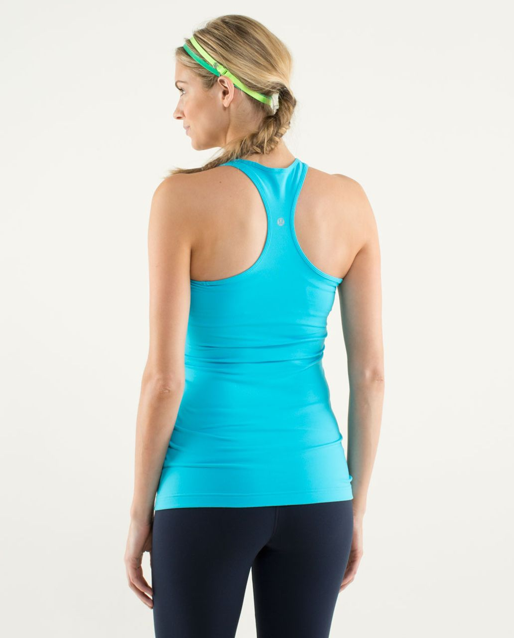 Lululemon Cool Racerback (First Release) - Spry Blue