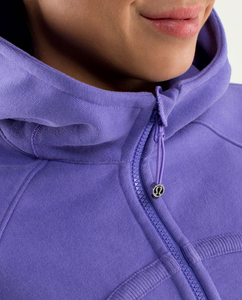 Lululemon Scuba Hoodie *Stretch (Lined Hood) - Power Purple