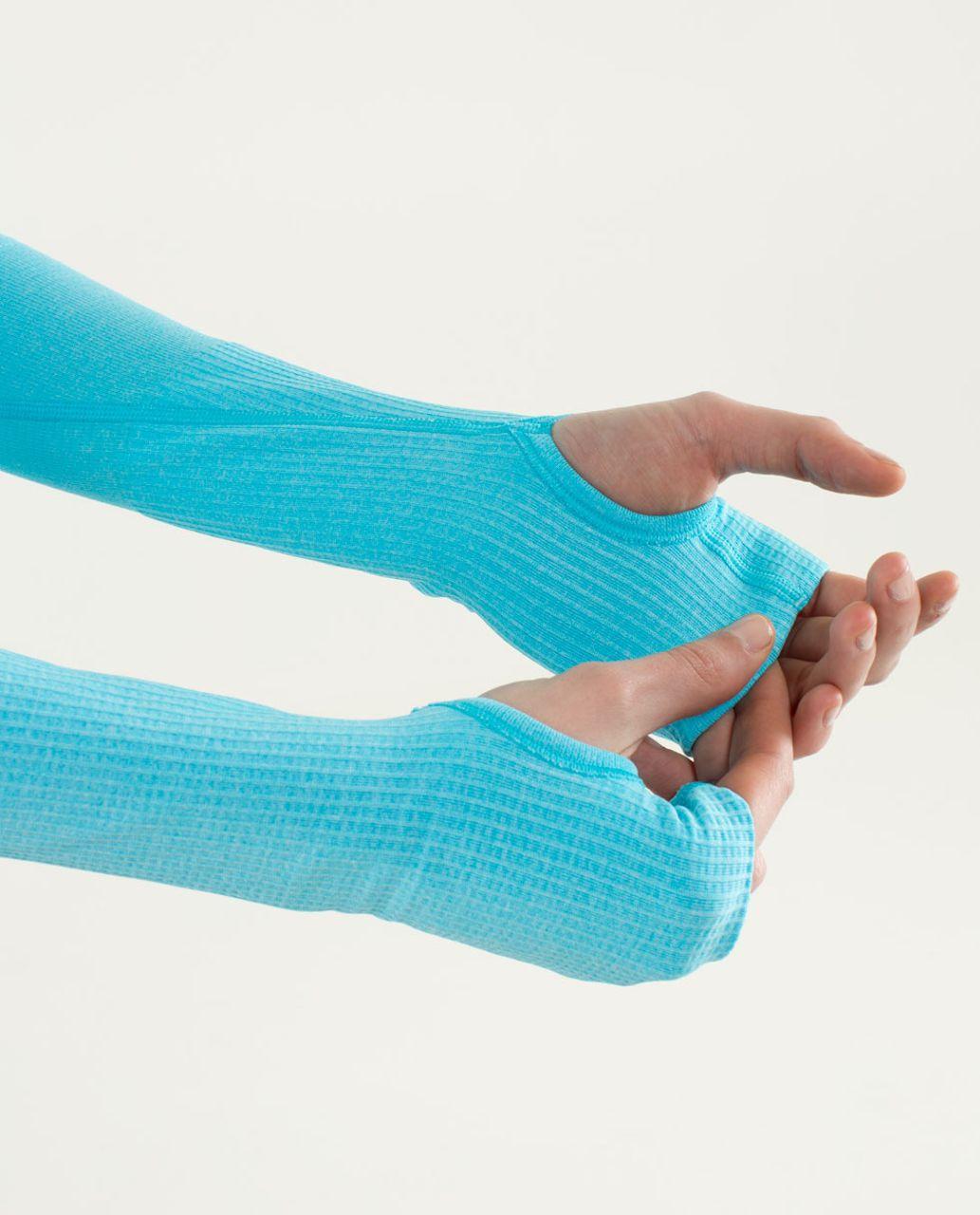 Lululemon Run:  Swiftly Tech Long Sleeve - Spry Blue