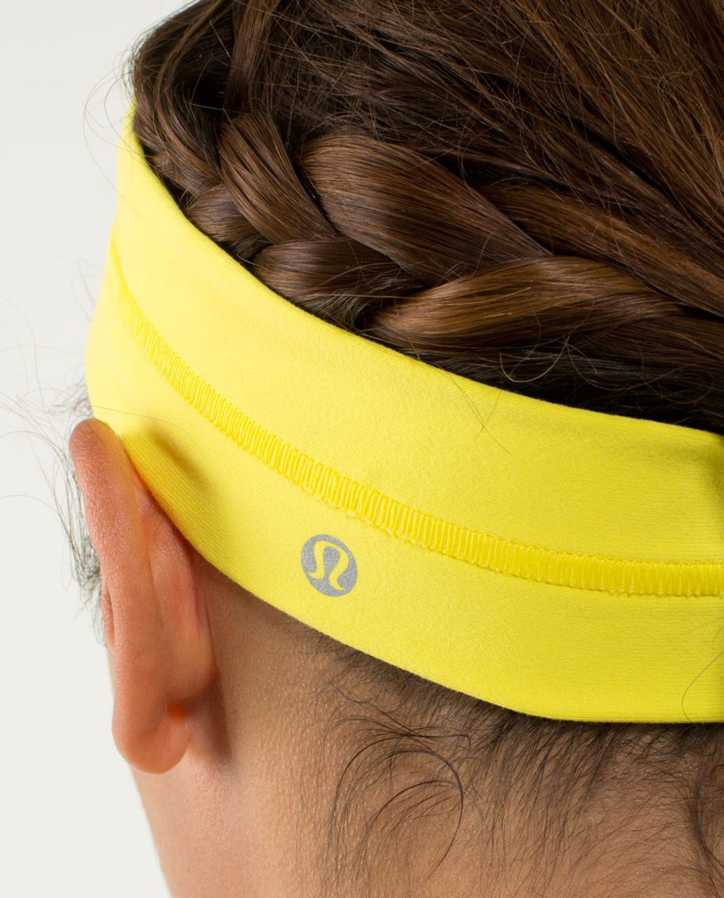 Lululemon Fly Away Tamer Headband - Sizzle
