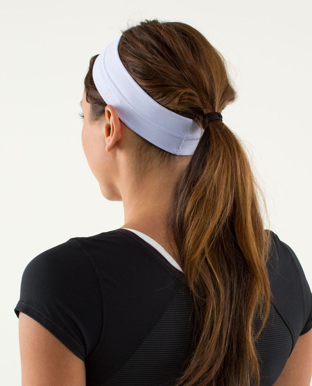 Lululemon Fly Away Tamer Headband - Cool Breeze
