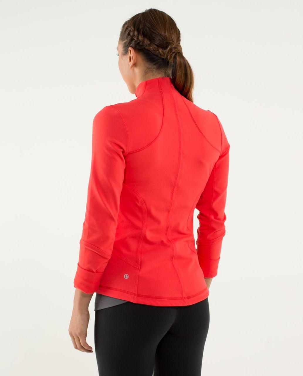 Lululemon Forme Jacket - Love Red