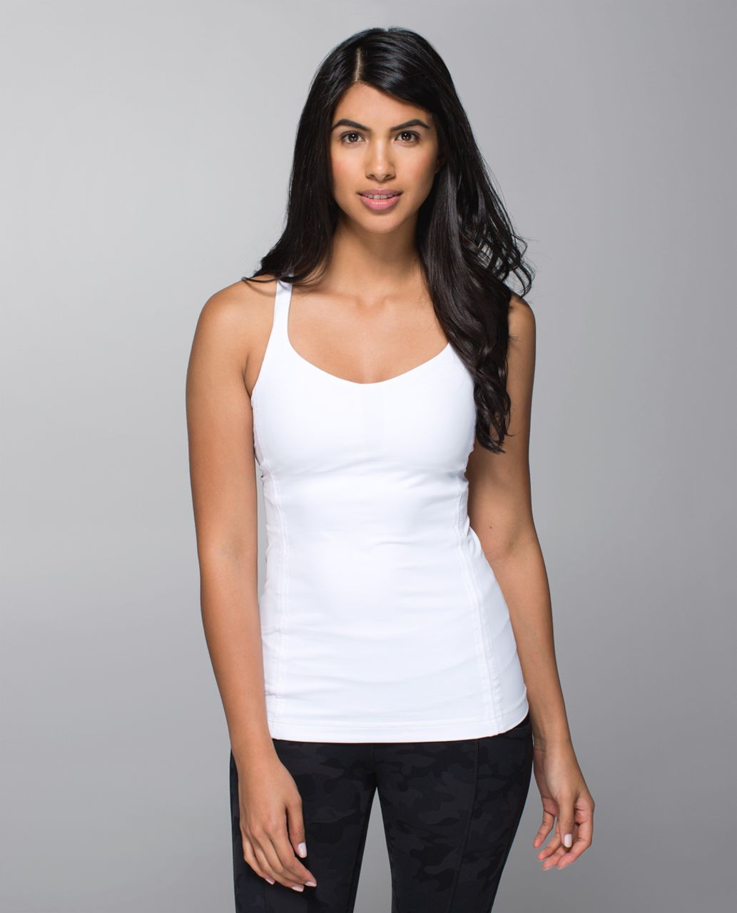 Lululemon Free To Be Tank - White