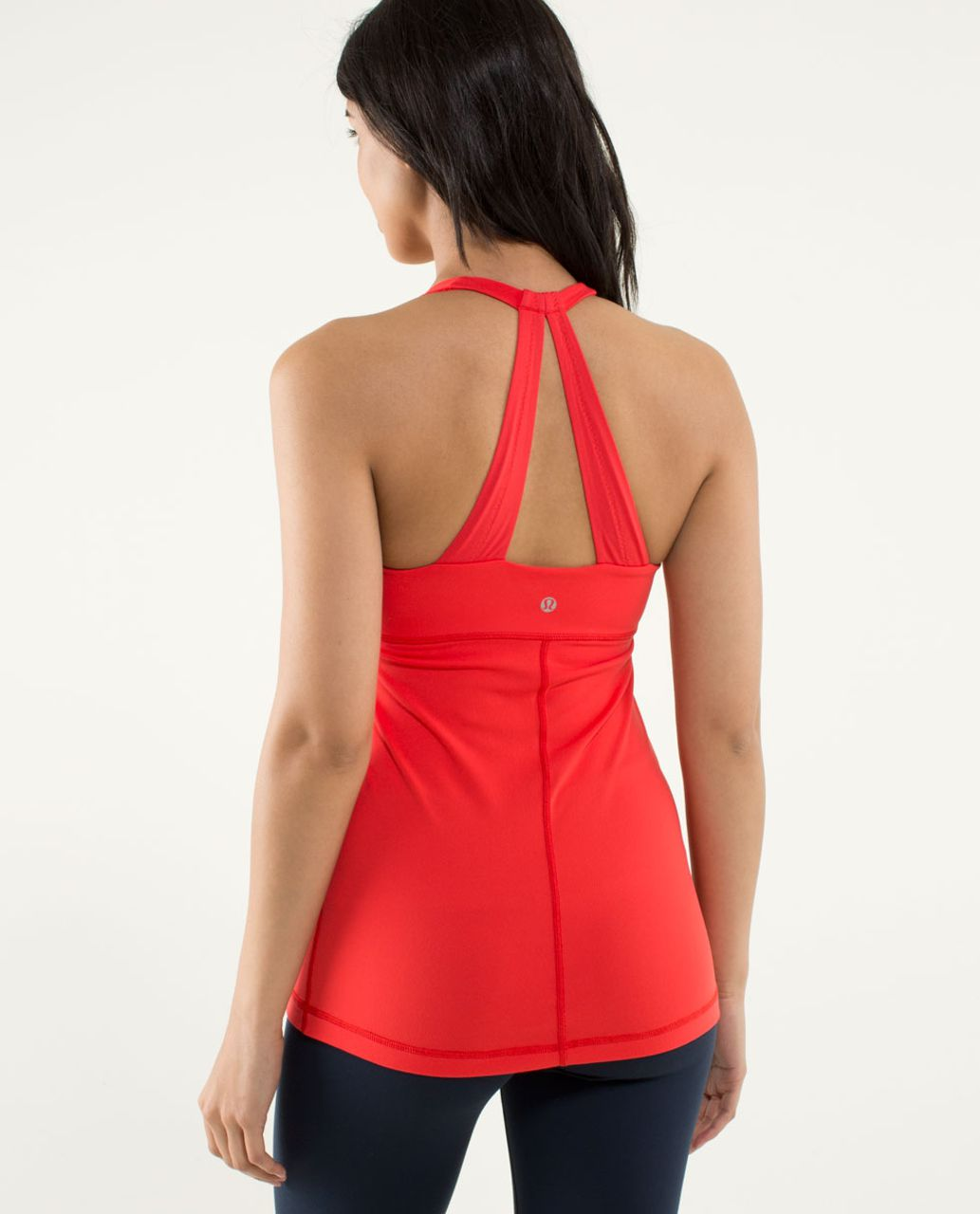 Lululemon Scoop Me Up Tank II - Love Red