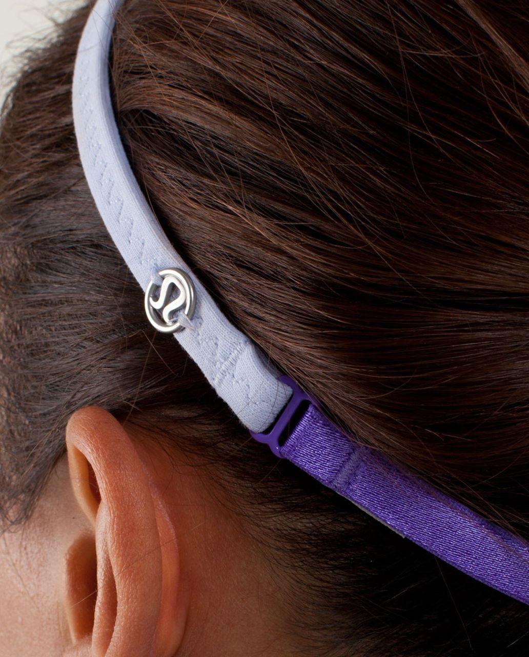 Lululemon Strappy Headband - Cool Breeze