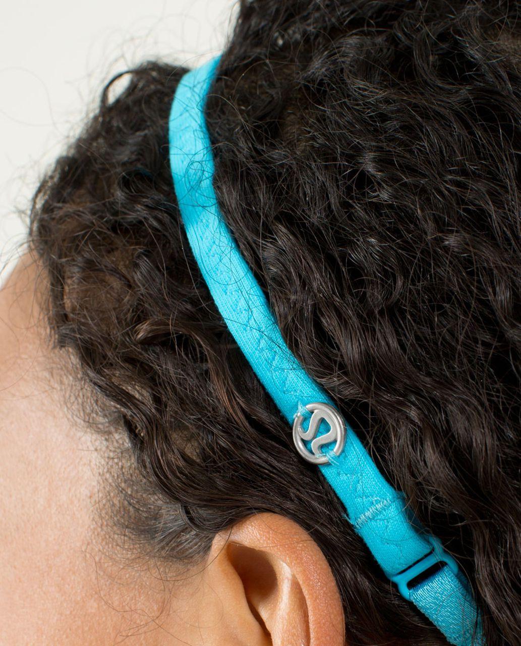 Lululemon Strappy Headband - Spry Blue