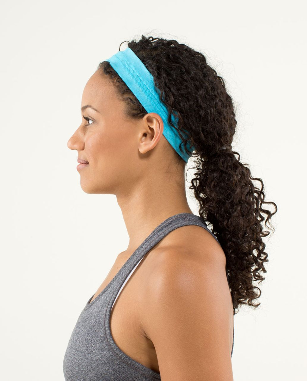 280b210e Lululemon Swiftly Headband - Spry Blue - lulu fanatics