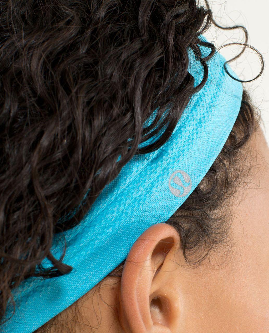 Lululemon Swiftly Headband - Spry Blue