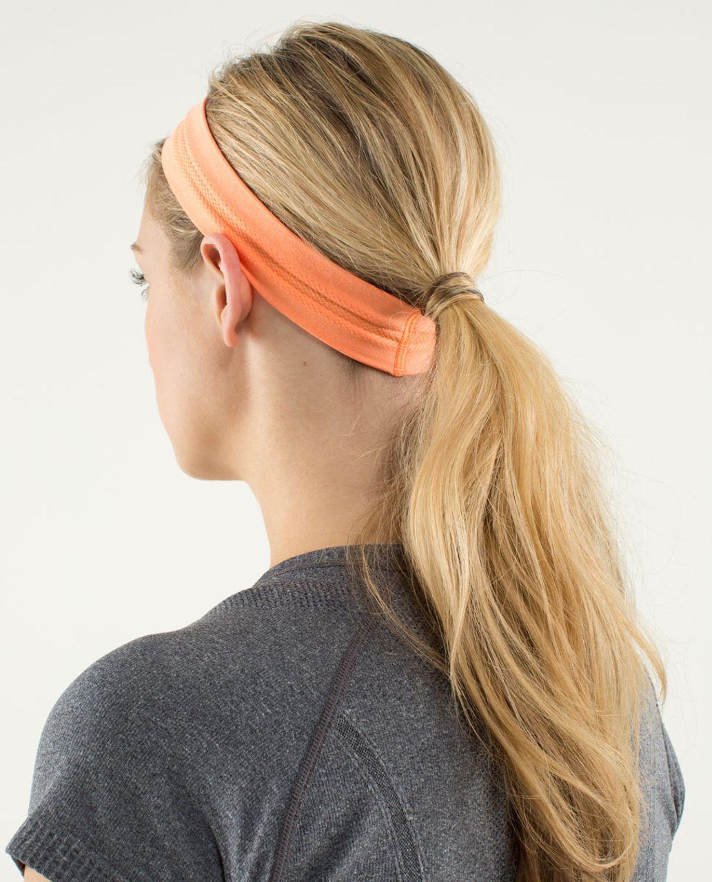 Lululemon Swiftly Headband - Pizzaz
