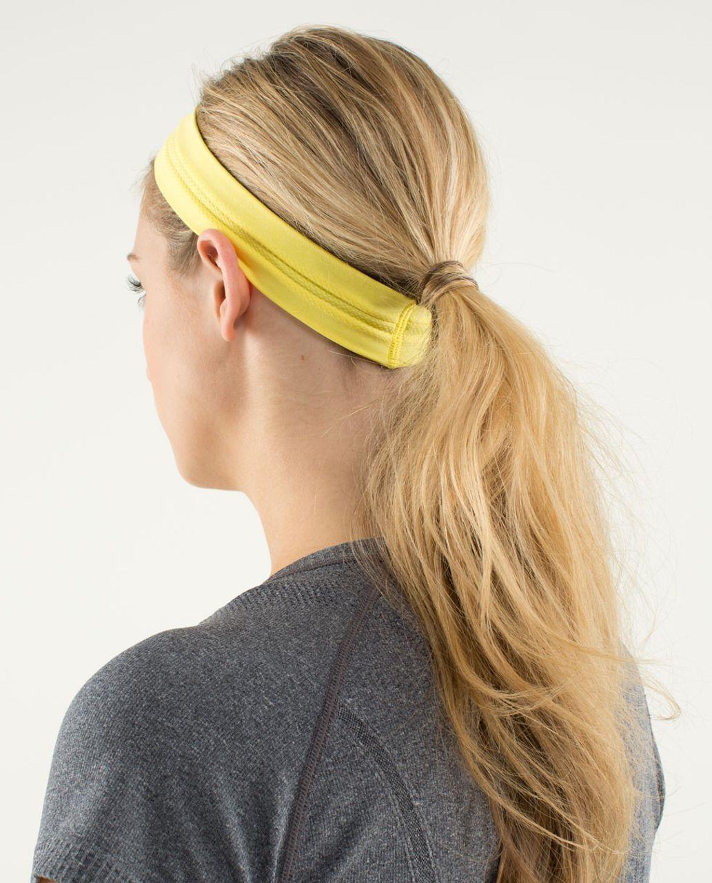 Lululemon Swiftly Headband - Sizzle