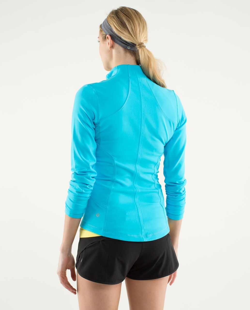 Lululemon Forme Jacket - Spry Blue