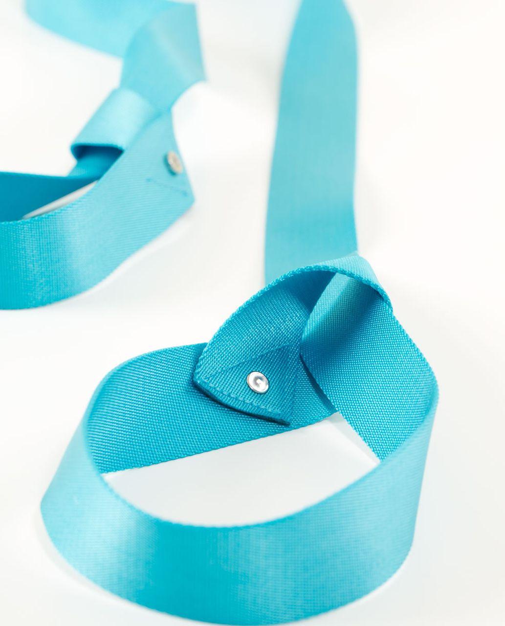 Lululemon Loop It Up Mat Strap - Spry Blue