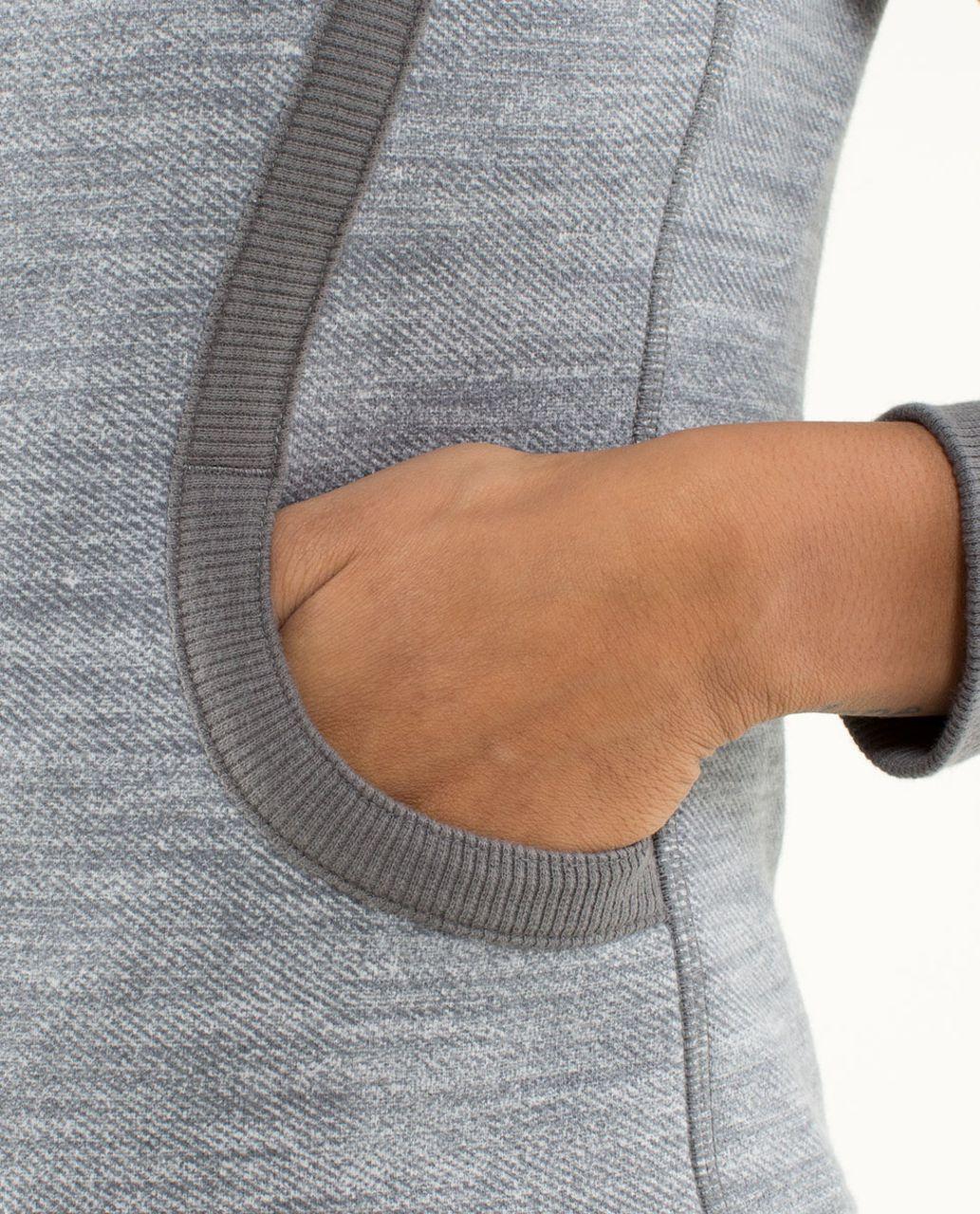 Lululemon Scuba Hoodie *Stretch (Lined Hood) - Commuter Denim Slate / Slate