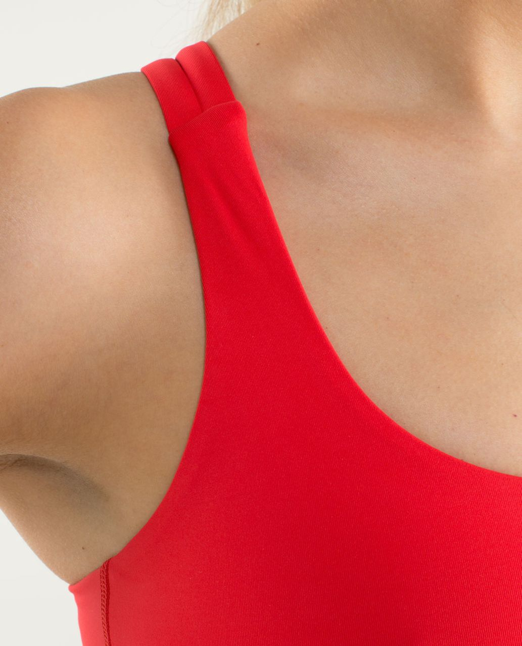 Lululemon Energy Bra - Love Red