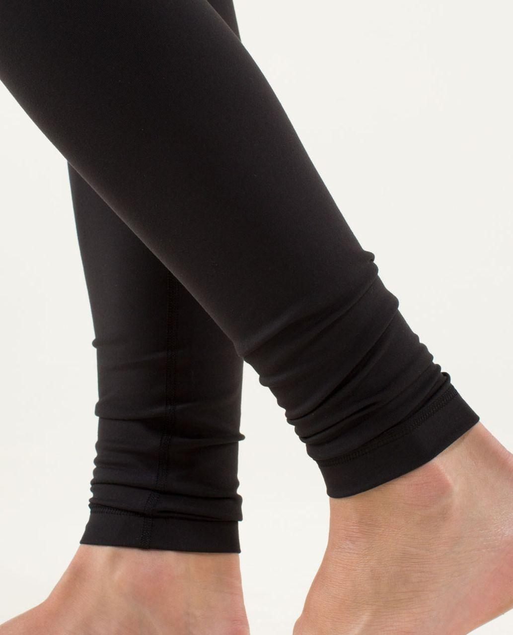 Lululemon Wunder Under Pant *Full-On Luon - Black