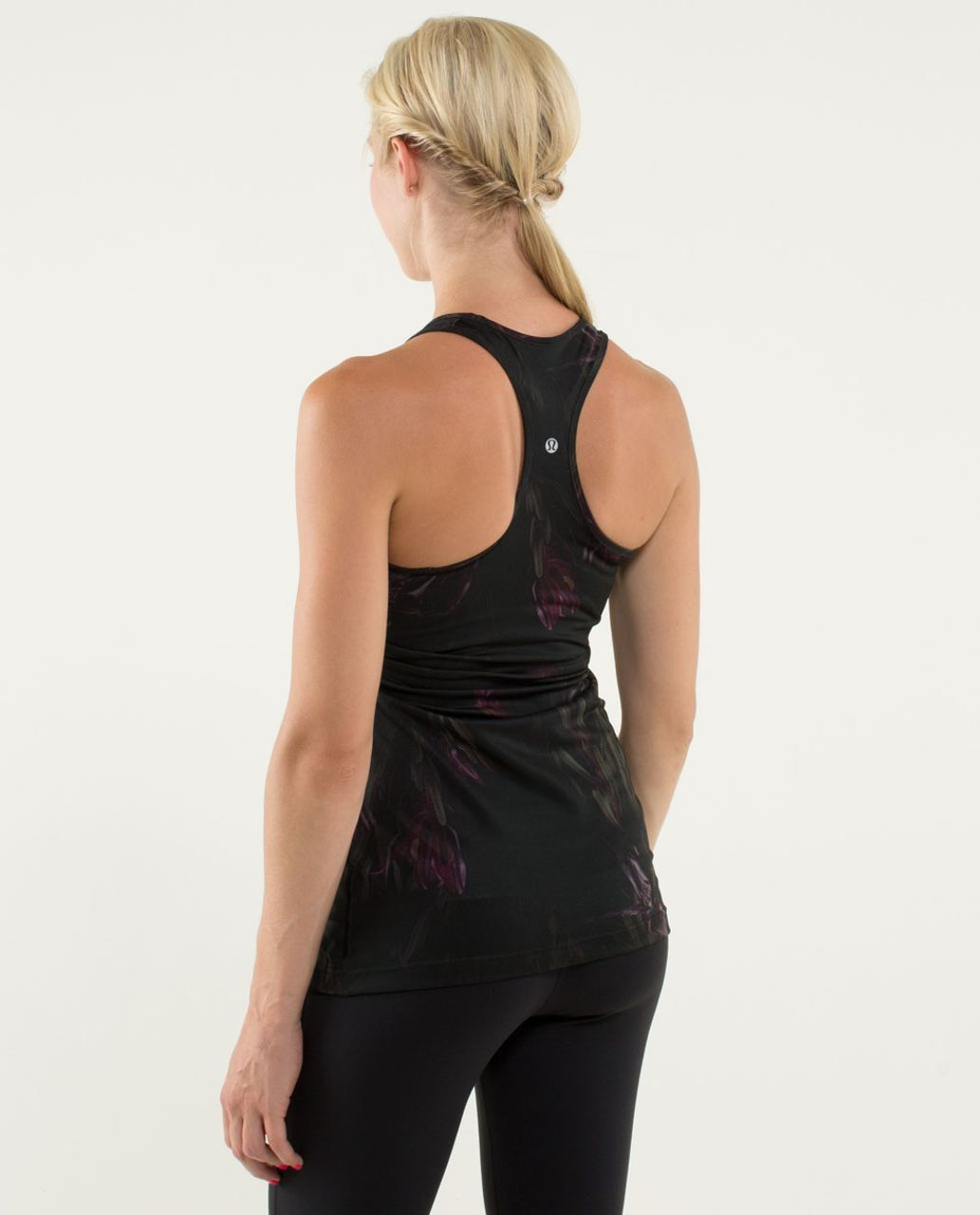 Lululemon Cool Racerback - Midnight Iris Multi
