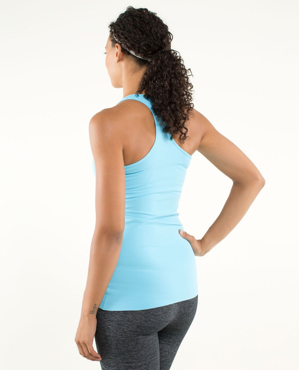 Lululemon Cool Racerback - Blue Moon