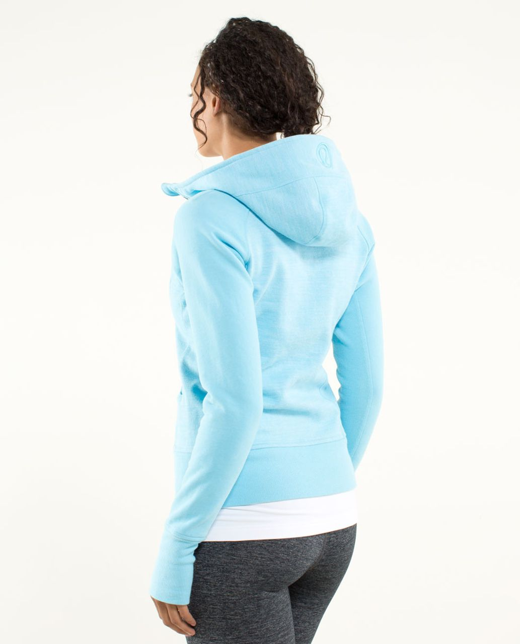 Lululemon Scuba Hoodie *Stretch (Lined Hood) - Commuter Denim Blue Moon / Blue Moon