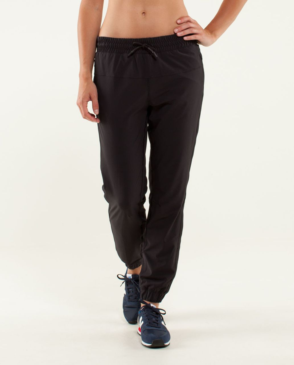 Lululemon Track To Reality Pant (First Release) - Black
