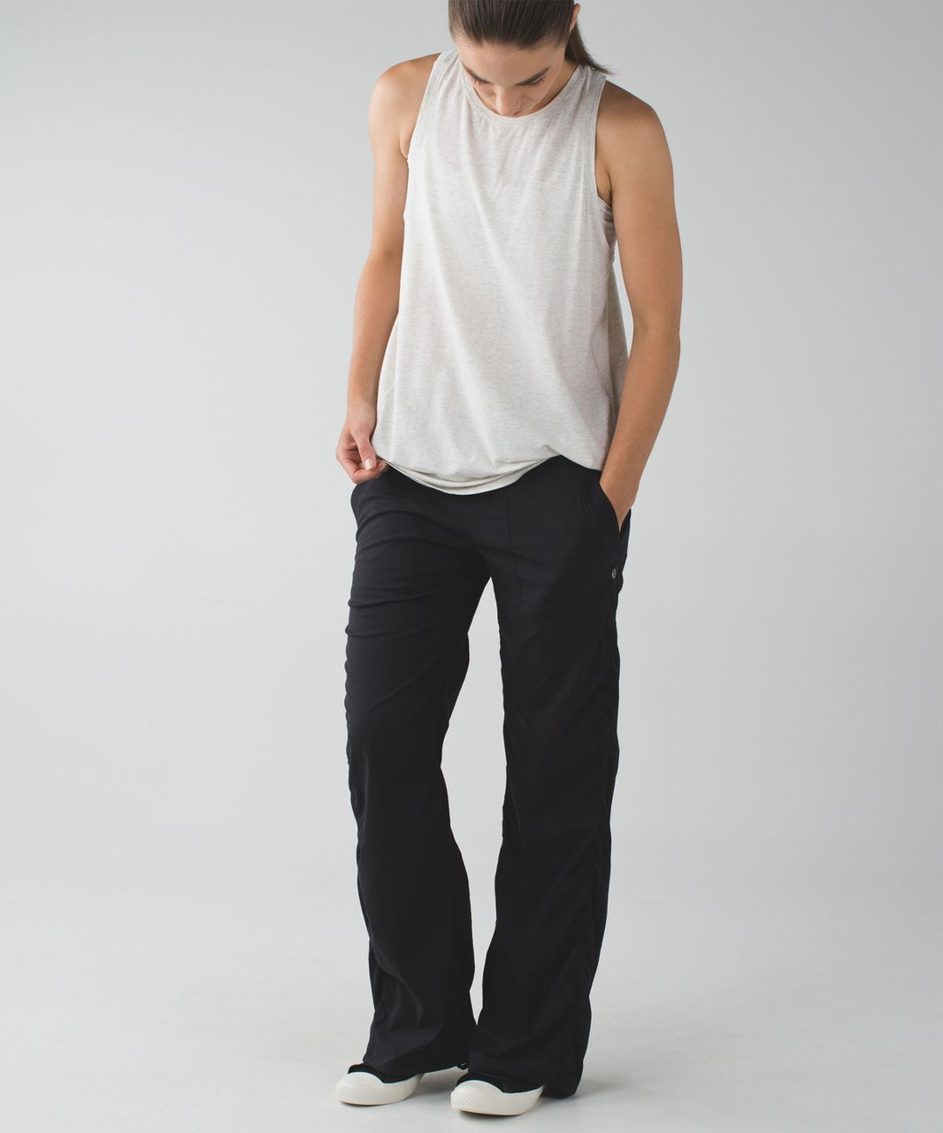 Lululemon Studio Pant II *No Liner (Tall) (First Release) - Black