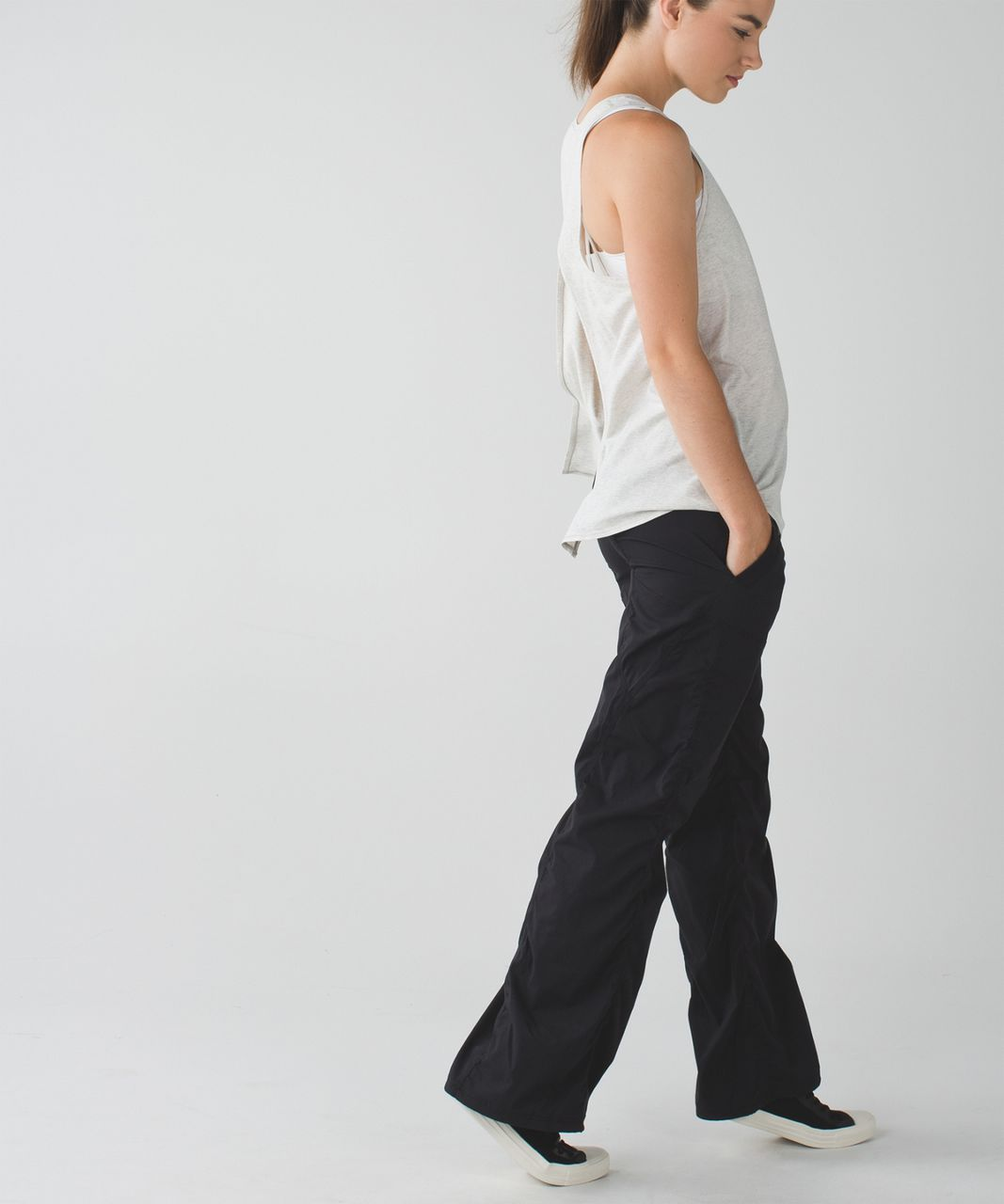 Lululemon Studio Pant II *No Liner (Tall) (First Release) - Black