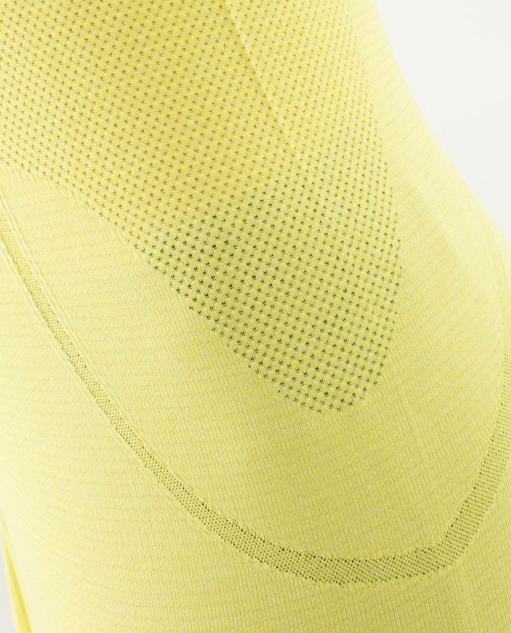 Lululemon Run:  Swiftly Tech Short Sleeve - Heathered Split Pea