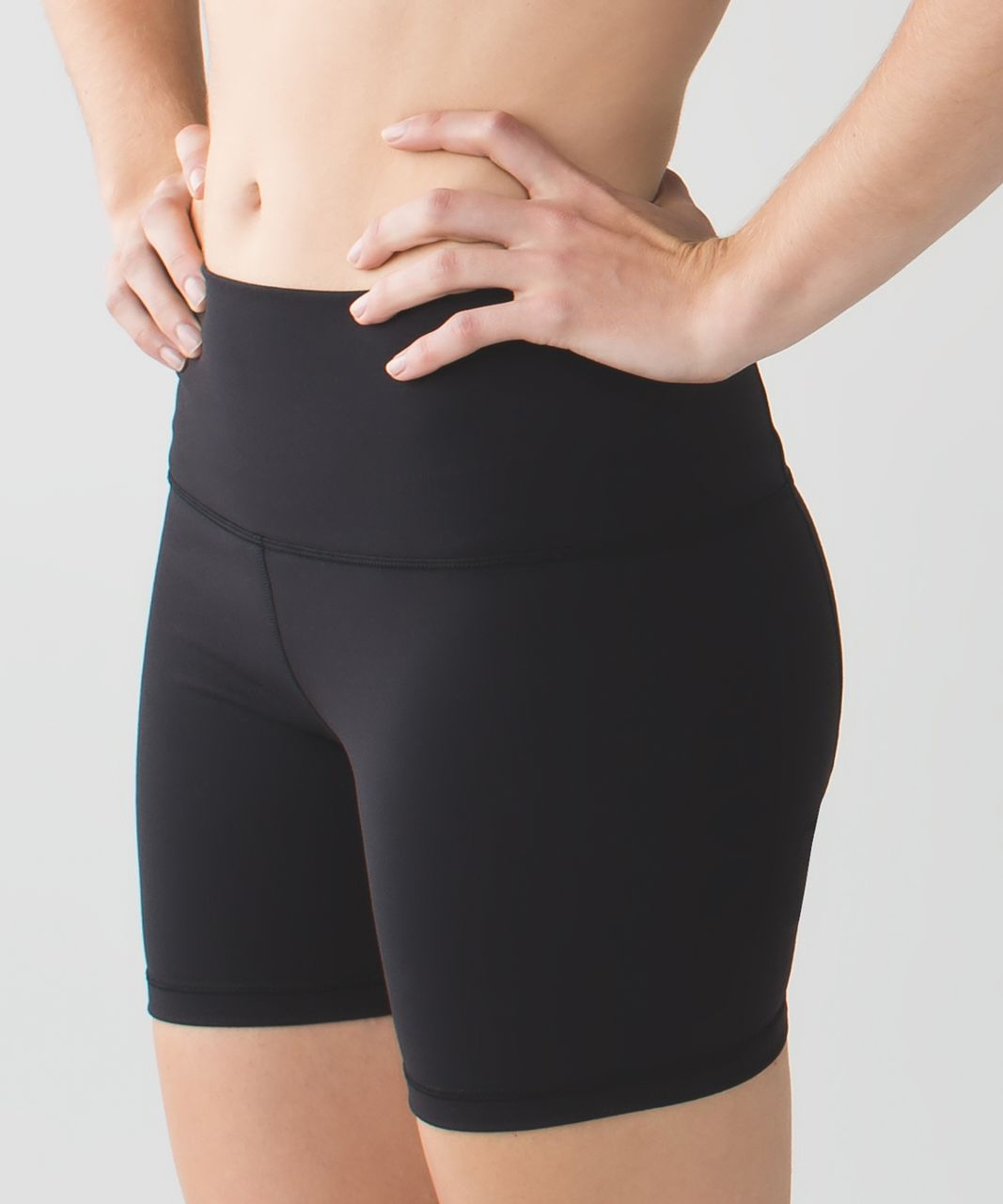 Lululemon Groove Short II (Regular) *Full-On Luon - Black