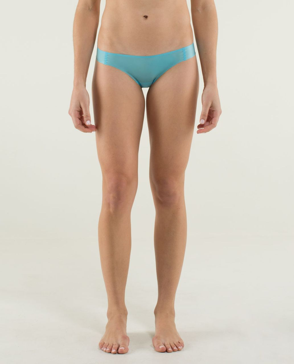 Lululemon Light As Air Thong - Blue Moon