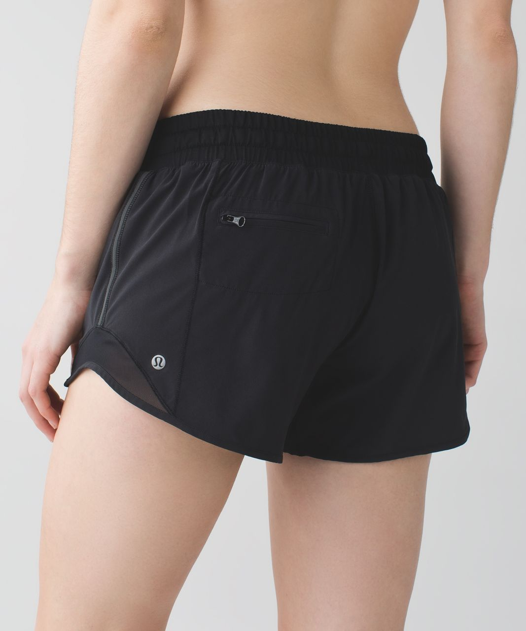 Lululemon Hotty Hot Short *Long - Black