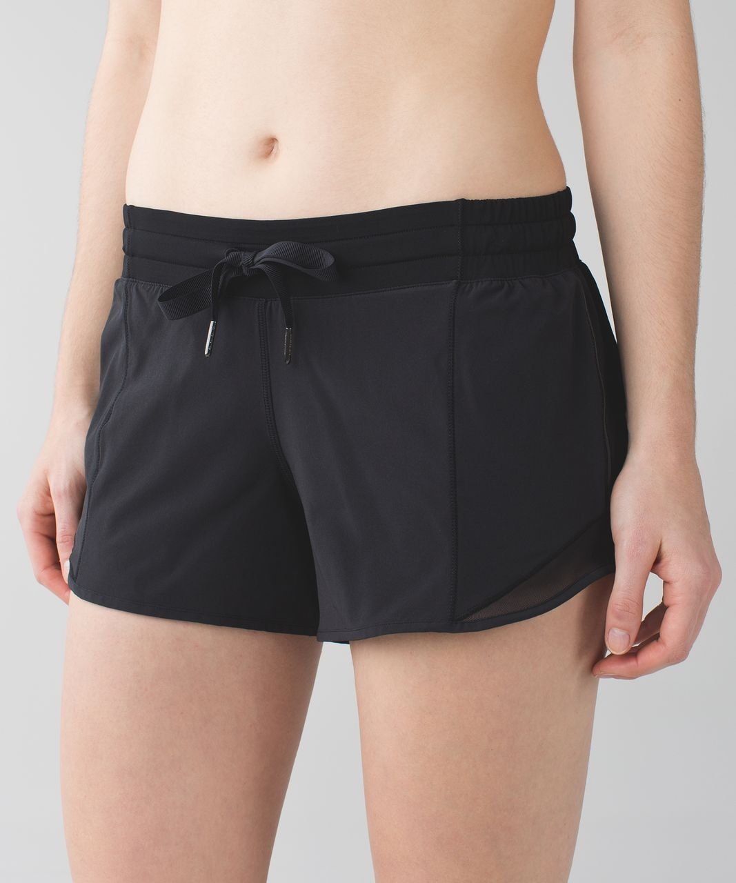 Lululemon Hotty Hot Short *Long - Black
