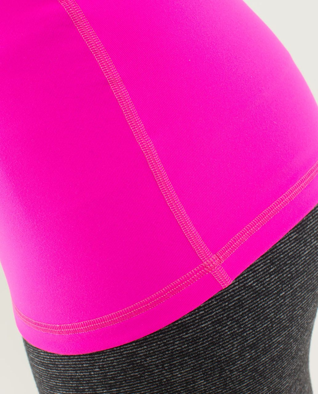 Lululemon Power Y Tank *Luon - Raspberry Glo Light