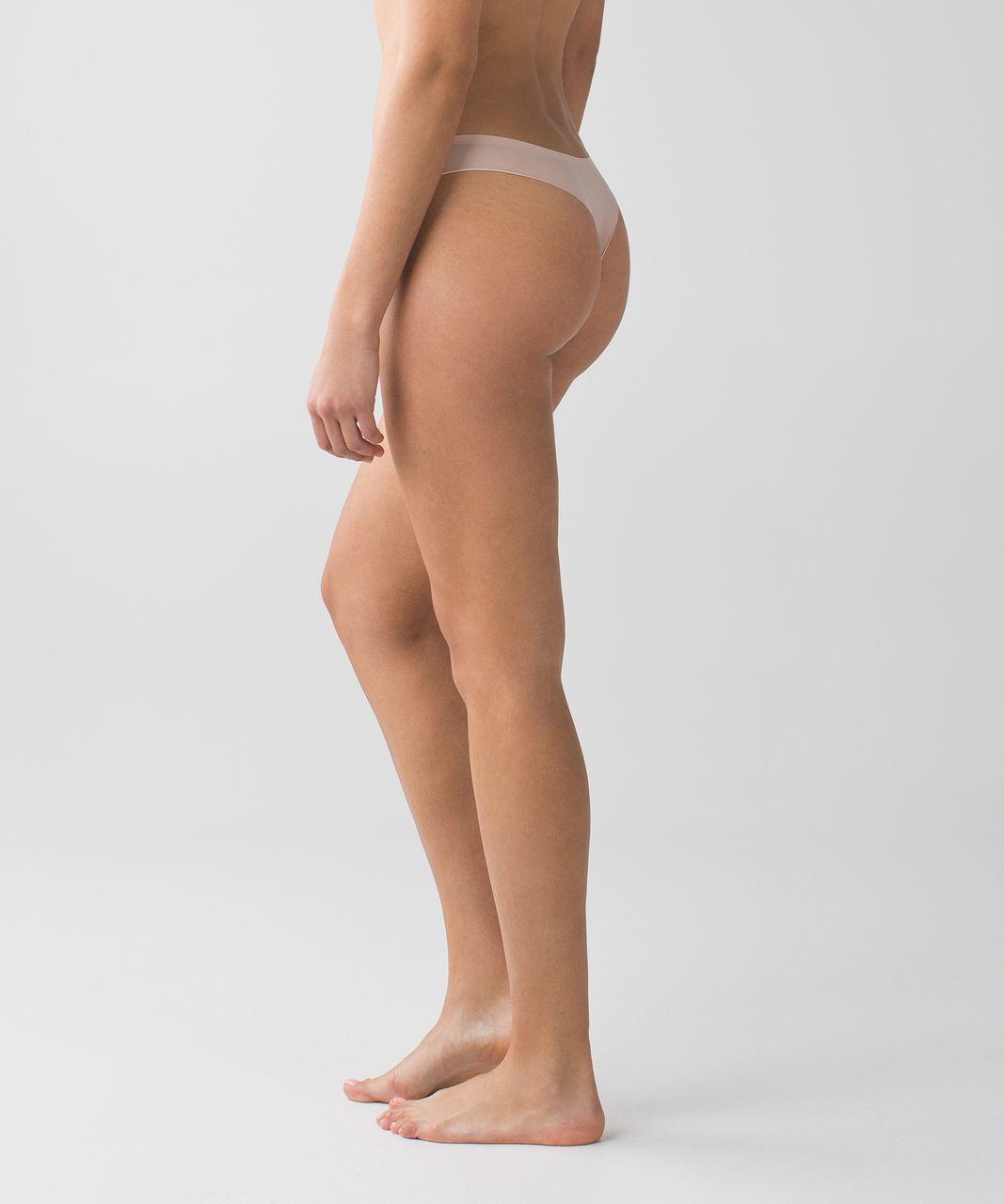 Lululemon Light As Air Thong - Naked