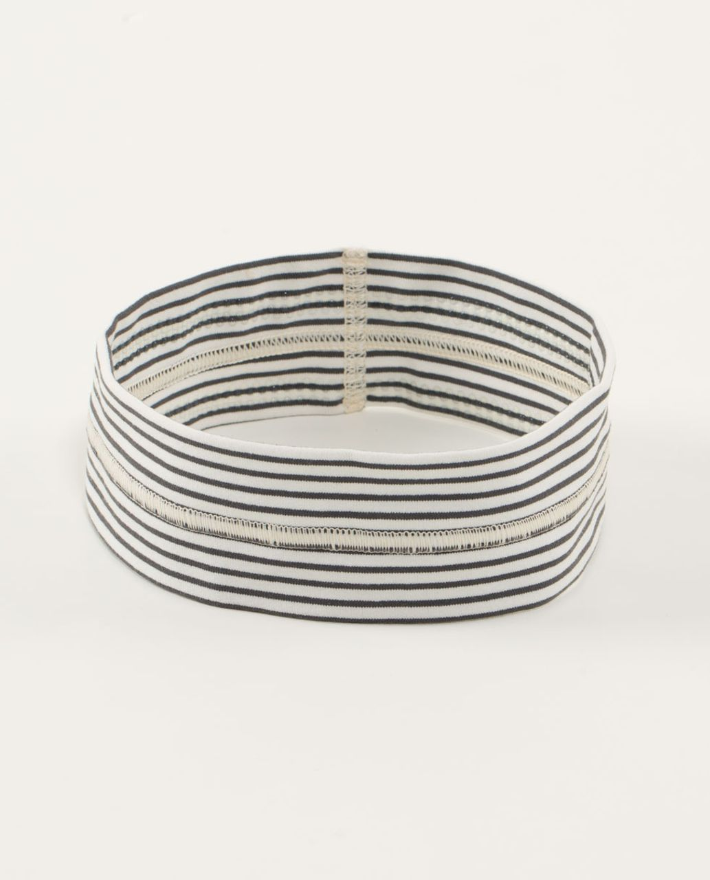 Lululemon Fly Away Tamer Headband - Hyper Stripe Angel Wing