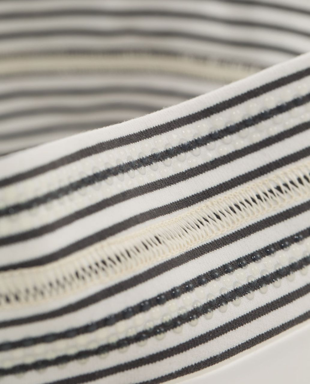 Lululemon Fly Away Tamer Headband - Hyper Stripe Angel Wing