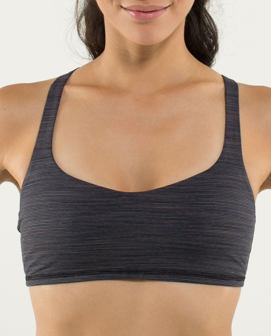 Lululemon Free To Be Bra - Wee Are From Space September Black