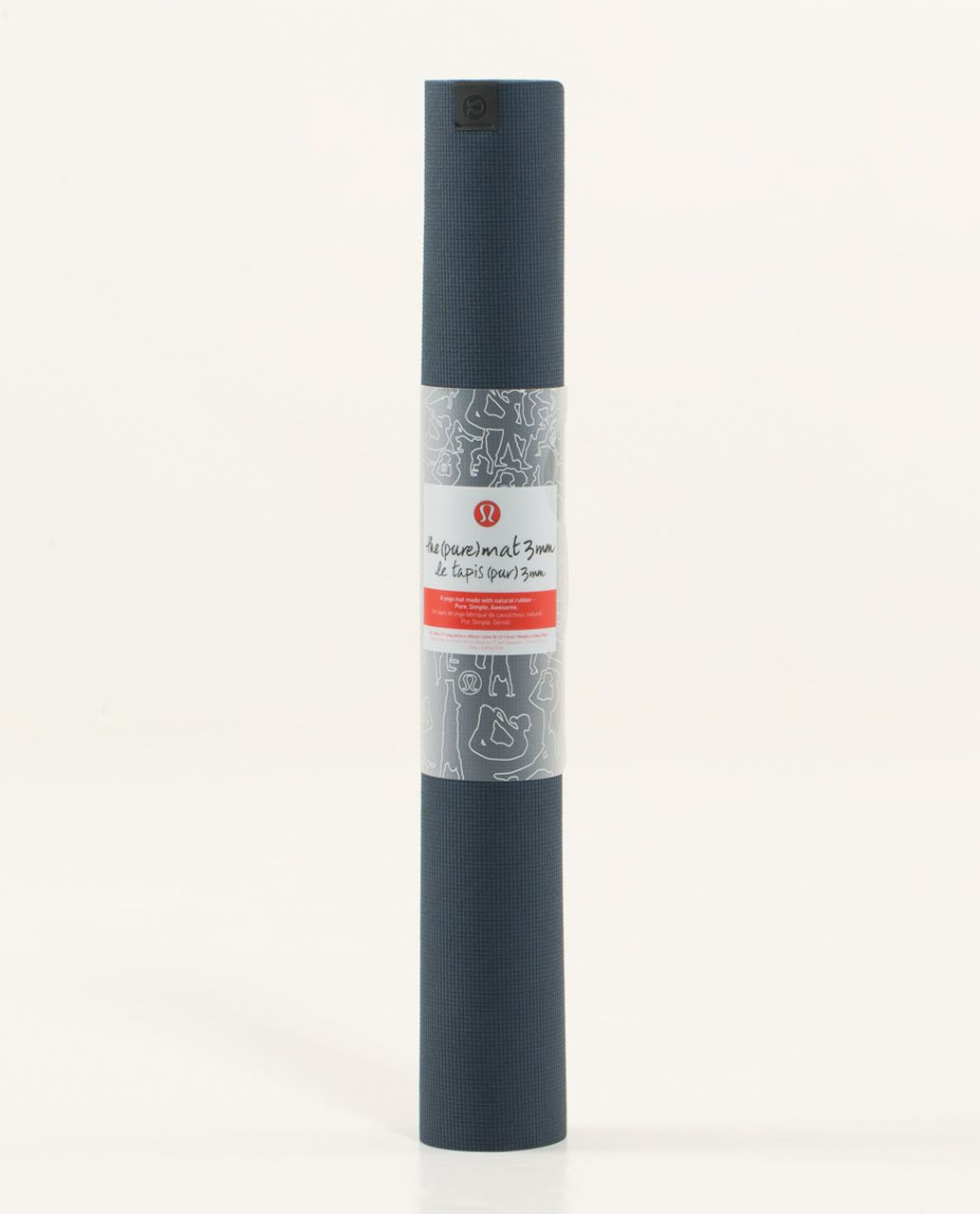 Lululemon The Pure Mat 3mm - Inkwell