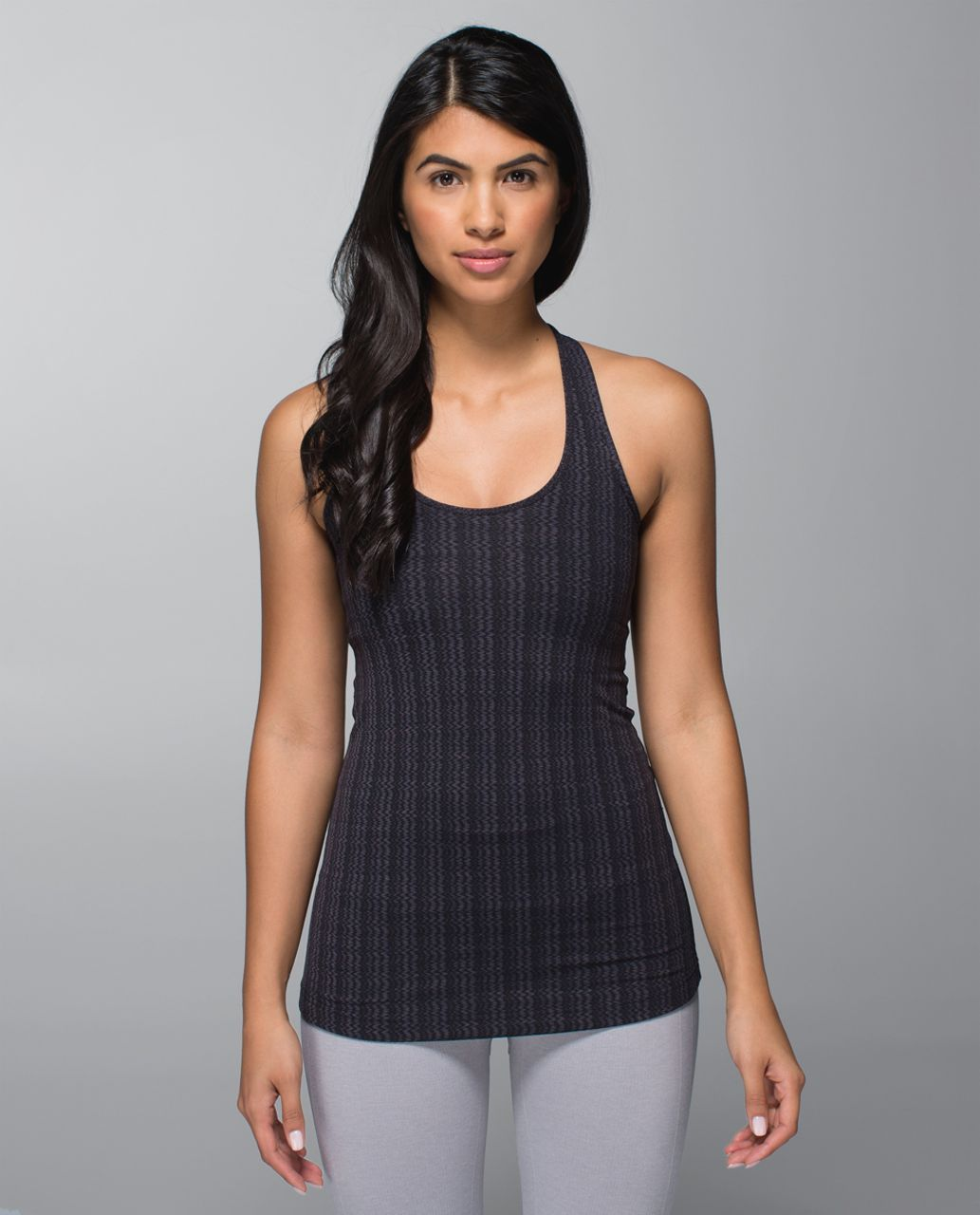 Lululemon Cool Racerback - Ziggy Wee September Black