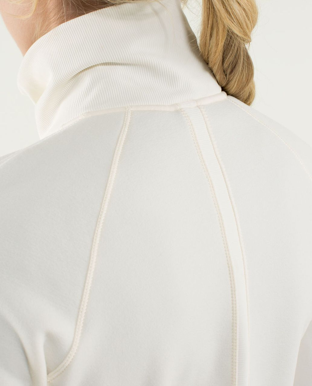 Lululemon Keep It Cozy Jacket - Angel Wing