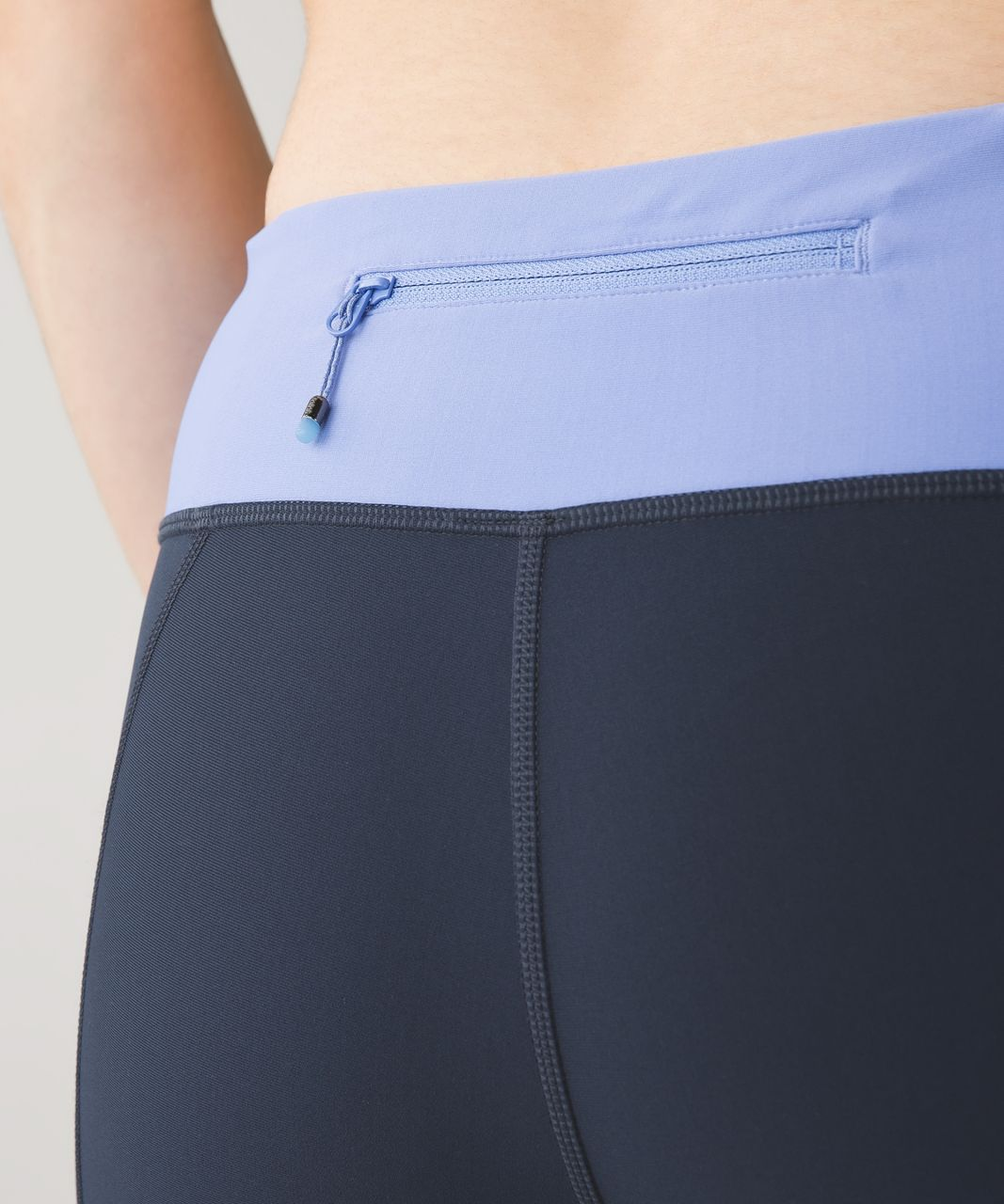 Lululemon Tight Stuff Crop - Inkwell / Lullaby