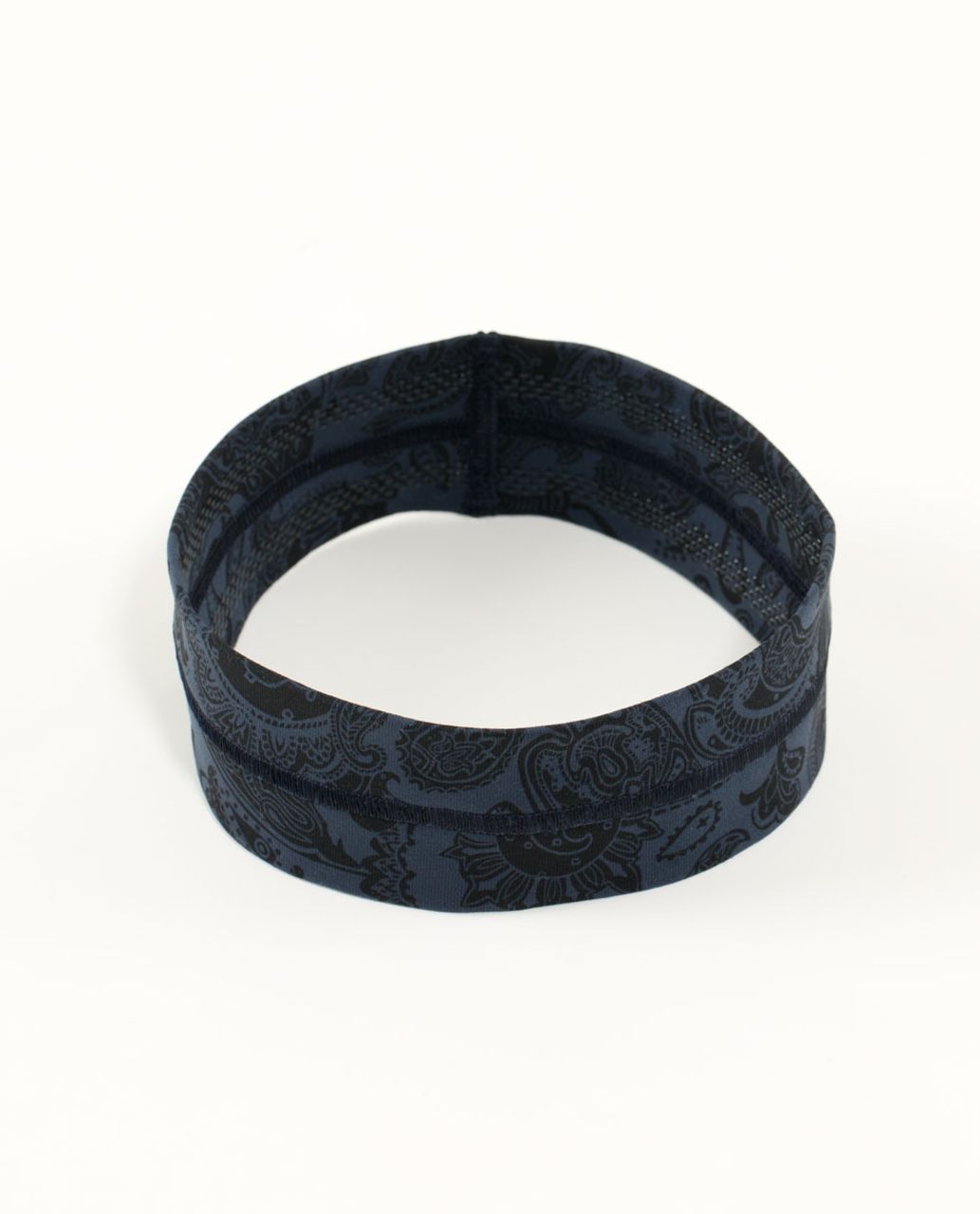 Lululemon Fly Away Tamer Headband - Paisley Inkwell