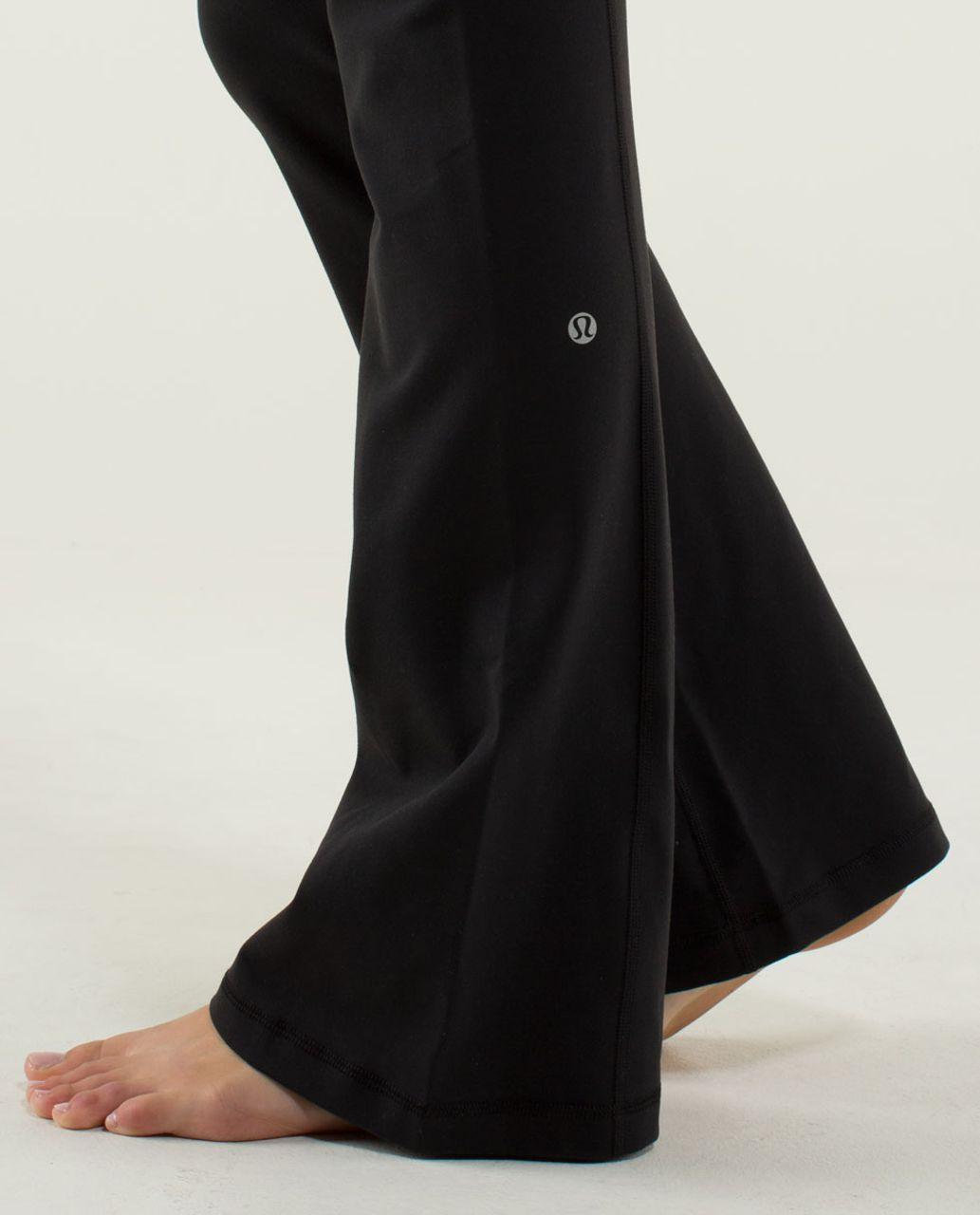Lululemon Groove Pant (Regular) - Black / Quilt 13 Fall 2013